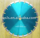 High quality Laser welded diamond saw blade