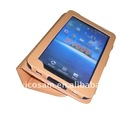 leather case for samsung P1000