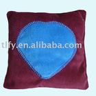 Velvet cushion --FY0198