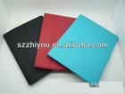 stand cover for ipad2 ipad3 leather case