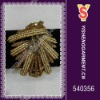 Crystal bracelet with Yellow rhinestone and fashion designs supply