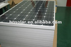 HQ solar 5W-310W poly and mono solar panel with TUV CE MCS CEC
