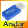 Micro SD card reader driver