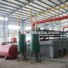 high oil yield rate waste tyres recycling machines to oil from JIUCHAO