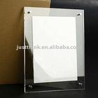 Professional Custom Plastic Acrylic Poster Frame FZ-PTF1167