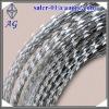 stainless spiral razor wire