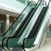 Parallel escalators and conveyor with CE approved