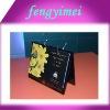 Black Lucite/Acrylic Calendar Display Holder