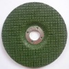 Green Flexible Grinding Wheel for Stainless steel