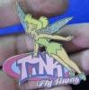 fashion metal lapel pin magnet
