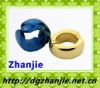 51003 fashion cute gold pure titanium earring