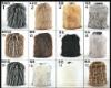 2012 fashion fluffy leg warmers