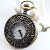 Free ship!!! 30pcs/lot big Brass Necklace Classic Pocket Watch necklace No.40