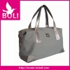 2012 zipper poly tote shoulder handbag funky travel bag(BL53235TB)