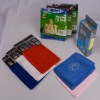 Microfiber cleaning product,non woven cleaning product