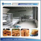 QH Seties Soda Biscuit Production Machine