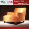 Hot sale leisure fabric single chair(C-06)