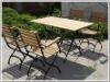 Folding wooden furniture HLTDS074