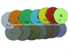 DMD-04 Dry Granite Polishing Pads Hone Finished