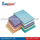 Sell Dental Supply Dental Bibs 2+1 Ply with CE approved