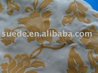 curtain fabric / flocking fabric
