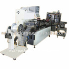 Automatic Bag-making and Spout-welding Machine
