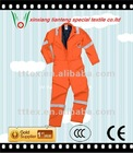 EN471 certificate fluorescent orange waterproof work clothes