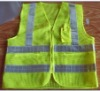 Adult hi visibility safety vest