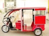 1000W 60V Electric Tricycle for passenger