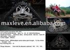 ATV Rubber Track system