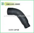 Excavator Hitachi air intake hose Ex200-1