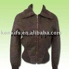 (best selling ) ladies fashionable leather jacket ,short jacket