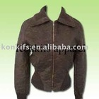 (best selling ) ladies fashionable leather jacket ,short jacket