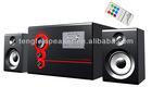 2.1 usb sd speaker with remote control,multimedia speaker/SR-500