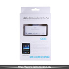 high grade 6 in 1 cameral connection kit for ipad