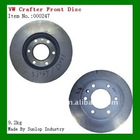 Volkswagen Crafter Brake Front Disc