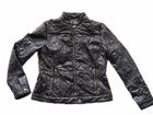Pu leather jacket