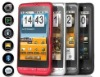 L601 3.5'' android dual sim GPS tv smartphone red black