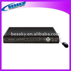 Real time 4CH H.264 network dvr