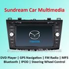 2010-2011 New Mazda3 DVD Player with GPS Navigation