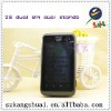3.5 large capacitive screen MTK6513 dual card dual standby Andrews 2.36 smartphone