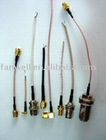RF cable assembly RF coaxial connectors cable assembly jumper cable