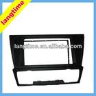 car refitting dvd frame/dvd panel/audio frame for BMW 3 E90-93.2 DIN