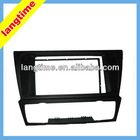 car refitting dvd frame/dvd panel/audio frame for BMW 3 E90-93.2 DIN