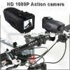 full hd waterproof sports camera hd 1080p vehicle dvr