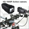 full hd waterproof sports camera hd 1080p vehicle dvr