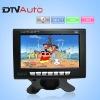 7 inch Japan ISDB portable digital TV