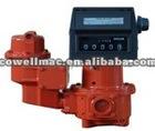loading/unloading flow meter (tank truck meters, gravity flowmeter)