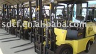 Assistant 1 tons diesel forklift truck