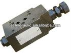 Yuken MR of MRP-01,MRA-01,MRB-01,MRP-03,MRA-03,MRB-03 Hydraulic Modular Pressure Reducing Valve